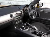 Mazda MX-5 Roadster AU-spec (NC2) 2008–12 wallpapers