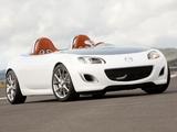 Mazda MX-5 Superlight Concept 2009 photos