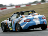 Mazda MX-5 GT Race Car (NC2) 2009–10 wallpapers