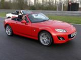 Mazda MX-5 20th Anniversary (NC2) 2010 images