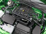 Mazda MX-5 Roadster-Coupe Sport Black UK-spec (NC2) 2011 images