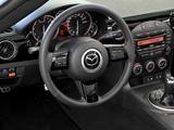 Mazda MX-5 Roadster-Coupe Sport Black FR-spec (NC2) 2011 images