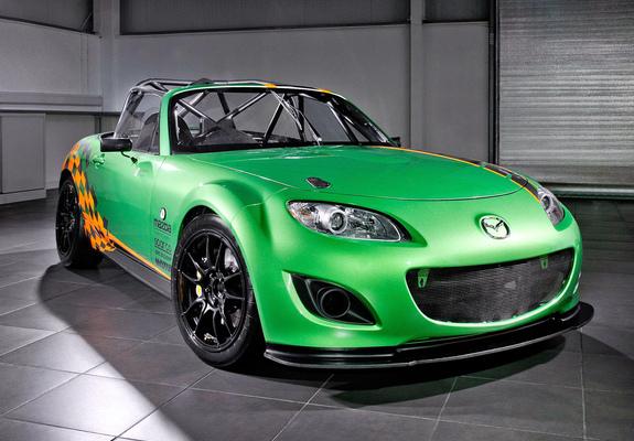 Mazda MX-5 GT Race Car (NC2) 2011 images