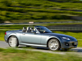 Mazda MX-5 Roadster-Coupe Mirai (NC2) 2011 photos