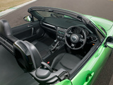Mazda MX-5 Roadster-Coupe Sport Black UK-spec (NC2) 2011 pictures