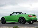 Mazda MX-5 Roadster-Coupe Sport Black UK-spec (NC2) 2011 wallpapers