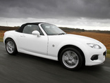 Mazda MX-5 Roadster UK-spec (NC3) 2012 images