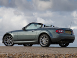 Mazda MX-5 Roadster-Coupe UK-spec (NC3) 2012 images