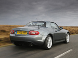 Mazda MX-5 Roadster-Coupe UK-spec (NC3) 2012 photos