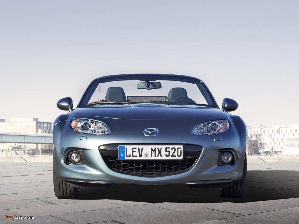 Mazda MX-5 Roadster (NC3) 2012 photos (1024 x 768)