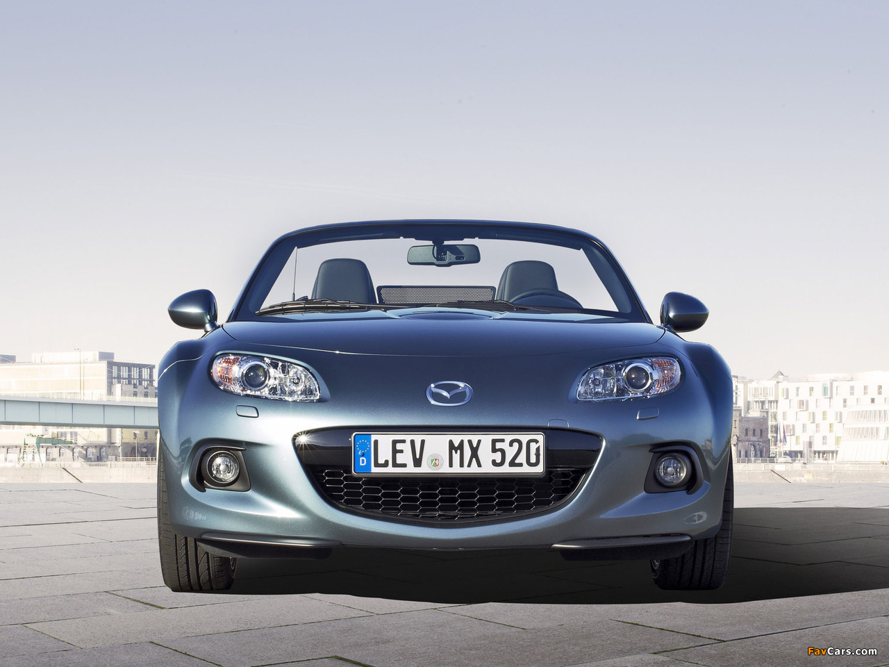 Mazda MX-5 Roadster (NC3) 2012 photos (1280 x 960)