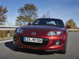 Mazda MX-5 Roadster-Coupe (NC3) 2012 pictures