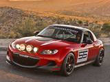 Mazda MX-5 Super25 (NC3) 2012 wallpapers
