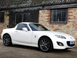 Mazda MX-5 Roadster-Coupe Venture (NC2) 2012 wallpapers