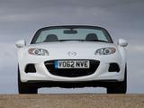 Mazda MX-5 Roadster UK-spec (NC3) 2012 wallpapers