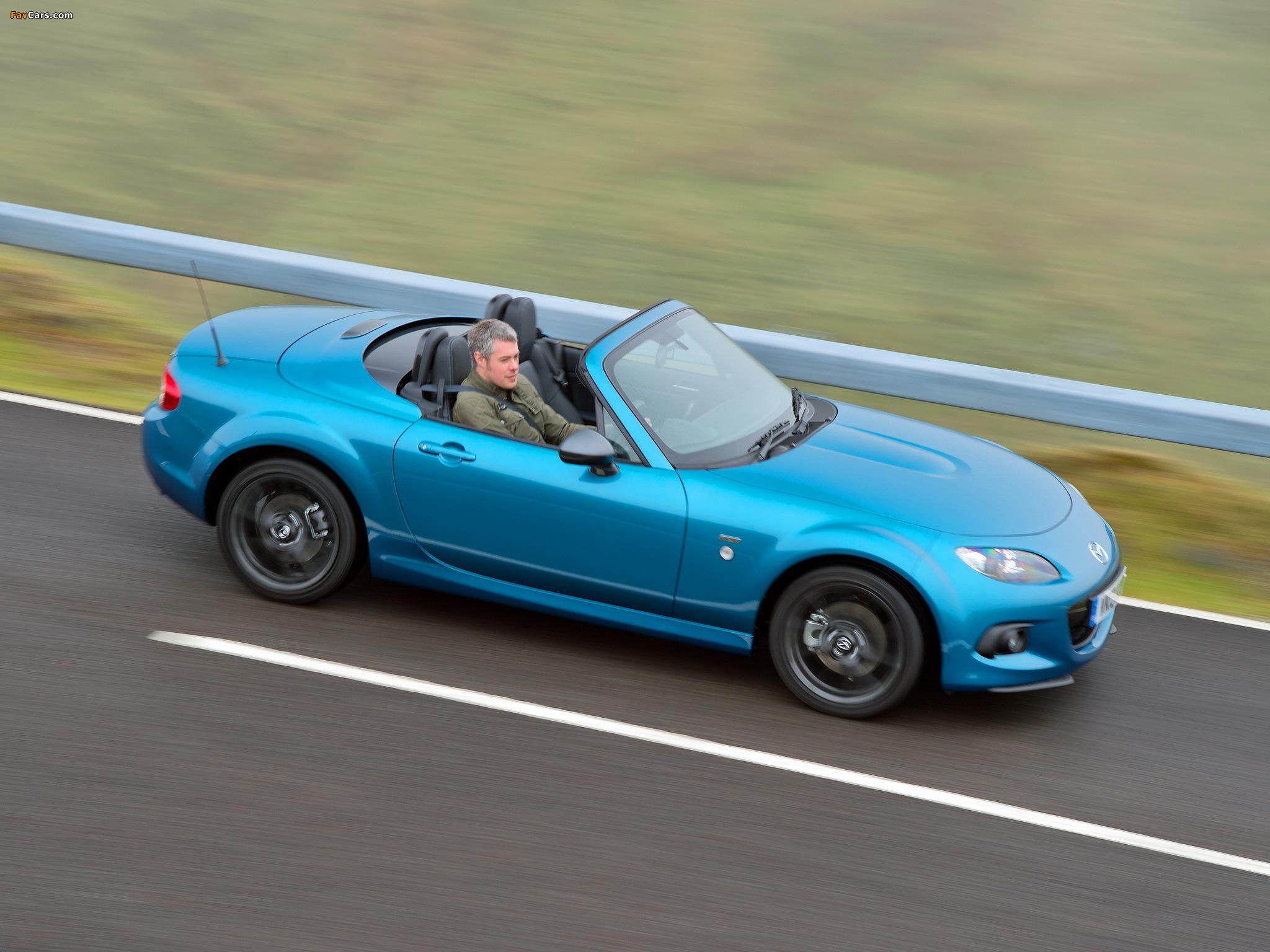 Mazda MX-5 Roadster-Coupe Sport Graphite (NC3) 2013 pictures (2048 x 1536)