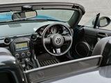Mazda MX-5 Roadster-Coupe Sport Graphite (NC3) 2013 pictures