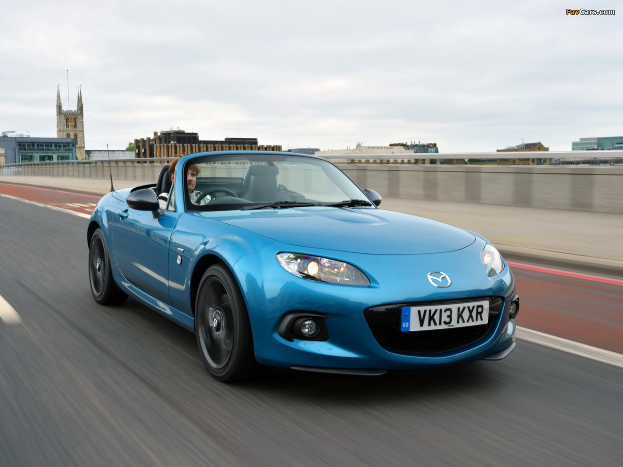 Mazda MX-5 Roadster-Coupe Sport Graphite (NC3) 2013 wallpapers (1280 x 960)