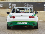 Mazda MX-5 Cup (ND) 2015 images