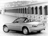 Photos of Mazda MX-5 (NA) 1989–97
