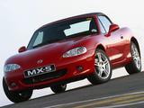 Photos of Mazda MX-5 Roadster ZA-spec (NB) 1998–2005