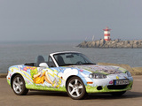 Photos of Mazda MX-5 Roadster (NB) 1998–2005