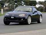 Photos of Mazda MX-5 Roadster-Coupe AU-spec (NC) 2005–08