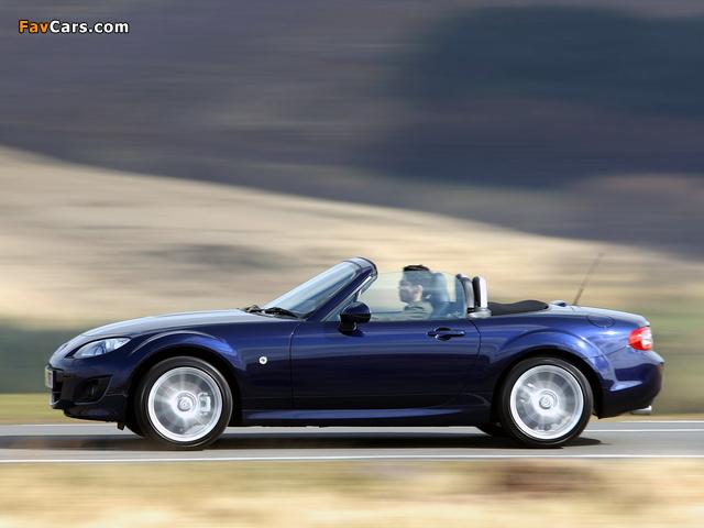 Photos of Mazda MX-5 Roadster UK-spec (NC2) 2008–12 (640 x 480)