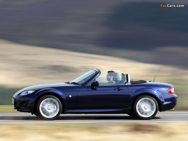 Photos of Mazda MX-5 Roadster UK-spec (NC2) 2008–12 (800 x 600)