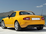 Photos of Mazda MX-5 Roadster-Coupe ZA-spec (NC2) 2008–12