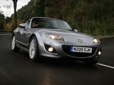 Photos of Mazda MX-5 Roadster UK-spec (NC2) 2008–12