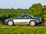 Photos of Mazda MX-5 Roadster-Coupe Mirai (NC2) 2011