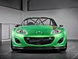 Photos of Mazda MX-5 GT Race Car (NC2) 2011