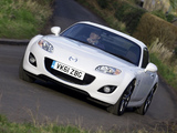 Photos of Mazda MX-5 Roadster-Coupe Venture (NC2) 2012