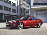Photos of Mazda MX-5 Roadster-Coupe (NC3) 2012