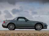 Photos of Mazda MX-5 Roadster-Coupe UK-spec (NC3) 2012