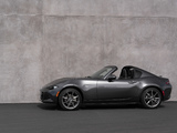 Photos of Mazda MX-5 Miata RF North America (ND) 2016