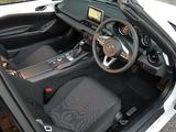 Photos of Mazda MX-5 RF AU-spec (ND) 2017