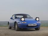Pictures of Mazda MX-5 UK-spec (NA) 1989–97