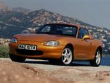 Pictures of Mazda MX-5 Roadster UK-spec (NB) 1998–2005