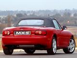 Pictures of Mazda MX-5 Roadster ZA-spec (NB) 1998–2005
