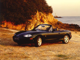 Pictures of Mazda MX-5 Magic (NB) 1999