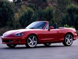 Pictures of Mazdaspeed MX-5 Roadster (NB) 2002–05