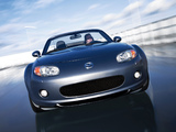 Pictures of Mazda MX-5 Roadster (NC1) 2005–08