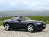 Pictures of Mazda MX-5 Roadster-Coupe UK-spec (NC1) 2005–08