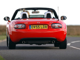 Pictures of Mazda MX-5 Roadster UK-spec (NC1) 2005–08