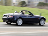 Pictures of Mazda MX-5 Roadster-Coupe AU-spec (NC) 2005–08