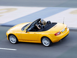 Pictures of Mazda MX-5 Roadster AU-spec (NC2) 2008–12