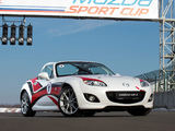 Pictures of Mazda MX-5 GT Race Car (NC2) 2011