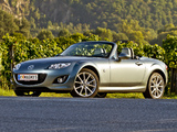 Pictures of Mazda MX-5 Roadster-Coupe Mirai (NC2) 2011